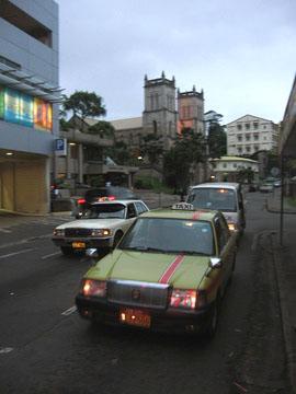 Taxi, Suva